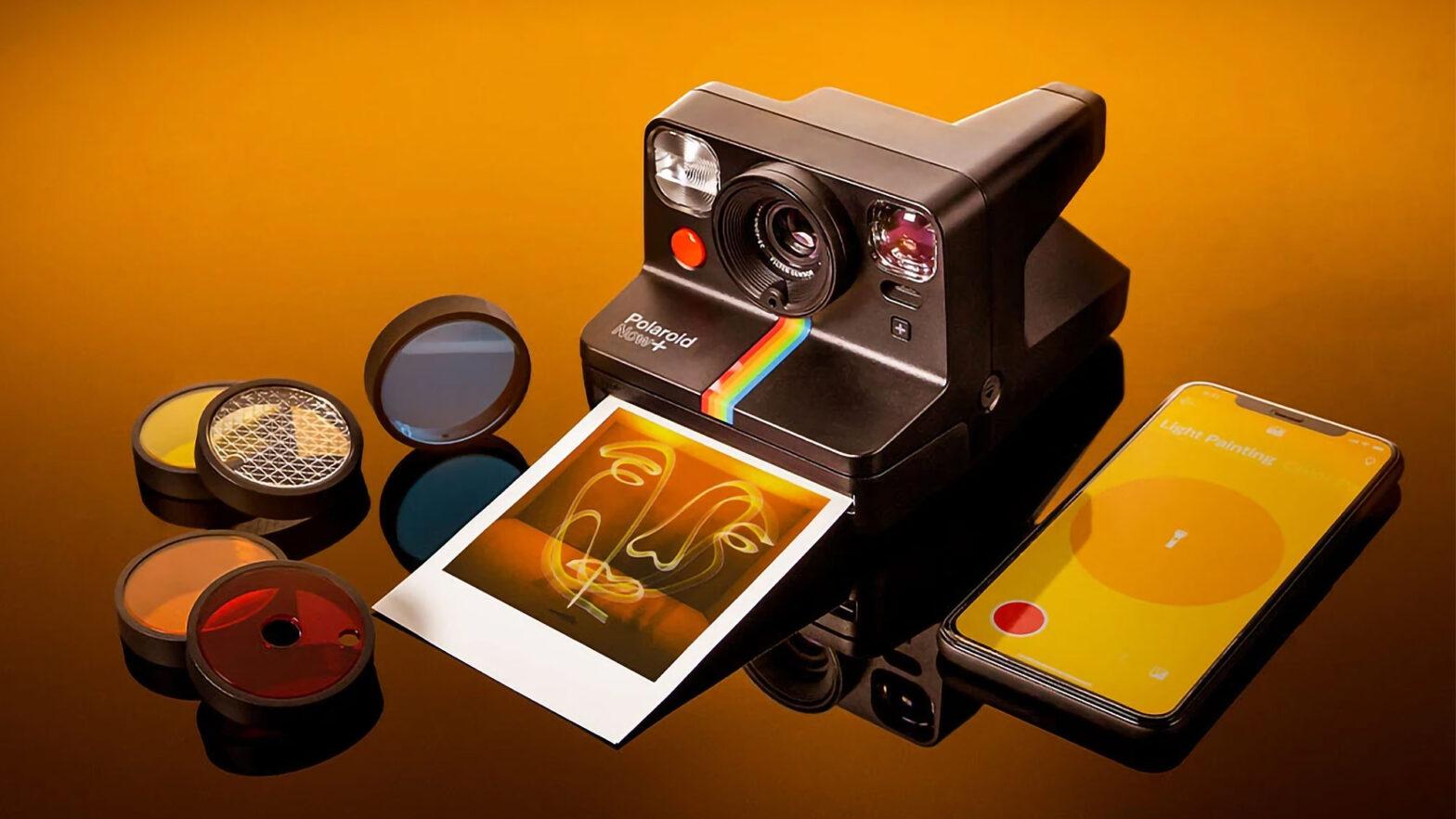 Polaroid Now+ i-Type Instant Camera