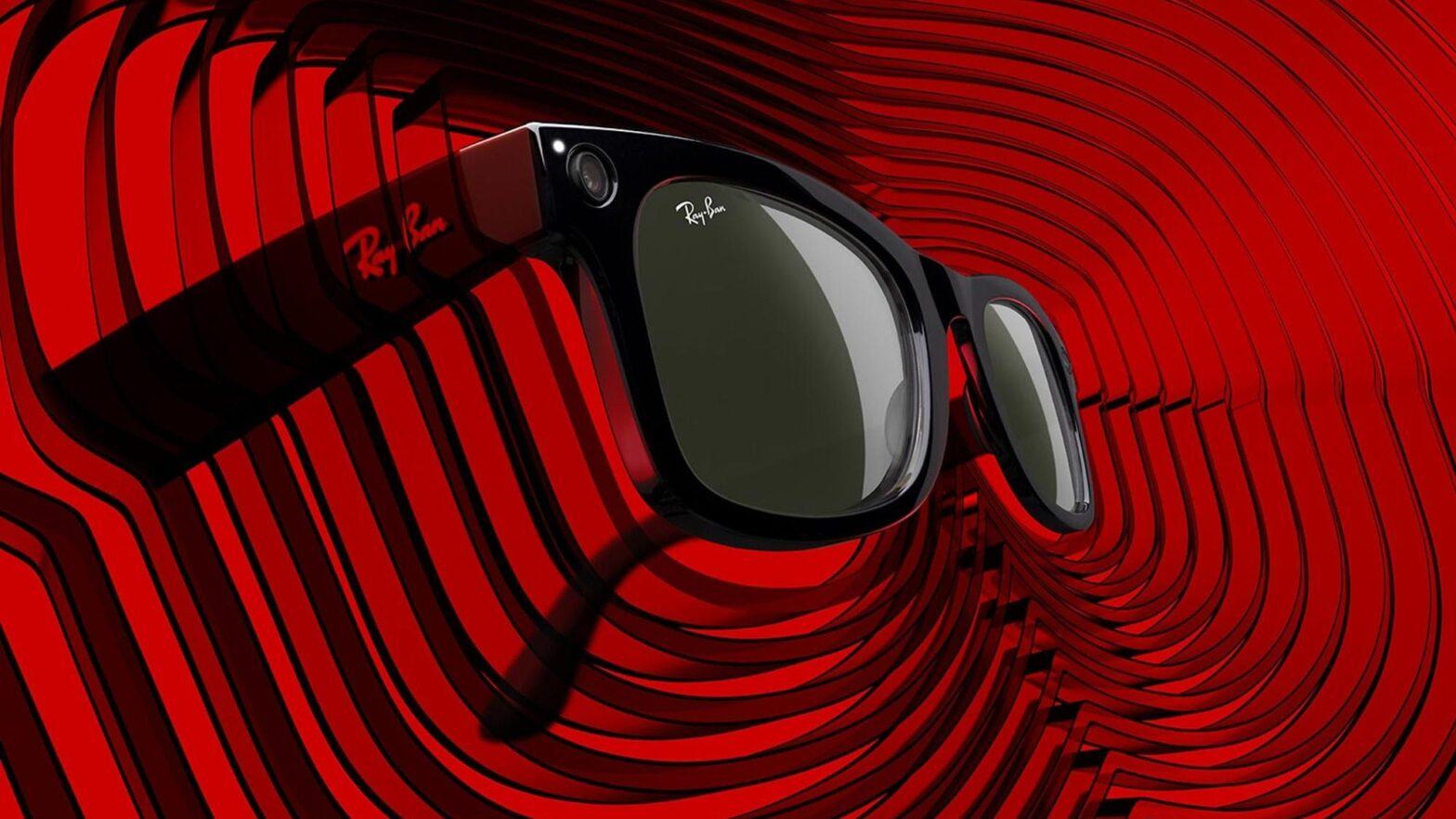 Ray-Ban x Facebook Ray-Ban Stories Smart Glasses