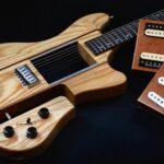 You Can Own Several Style Of Guitars With Reddick Voyager Modular Guitar