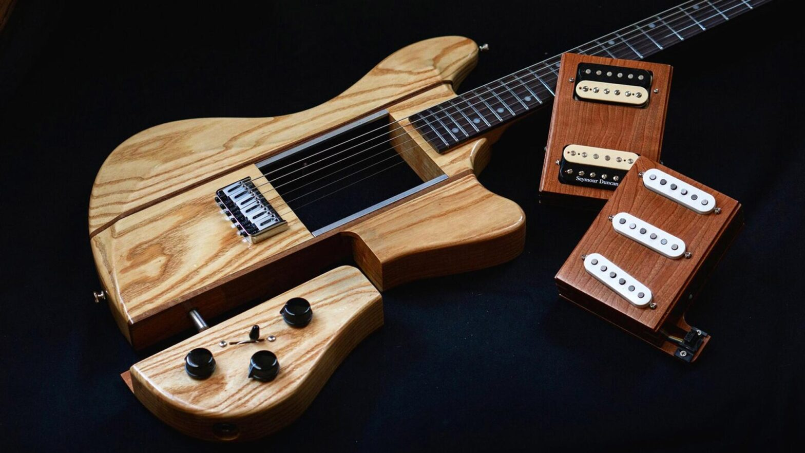 Reddick Voyager Modular Electric Guitar