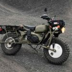 Add A Side Car Or A Trailer And The Rokon 2×2 Off-road Motorcycles Becomes A 2×2 Truck