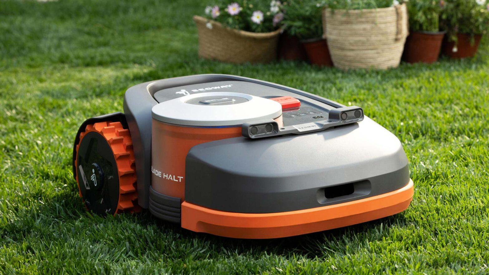 Segway Navimow Robot Lawn Mower