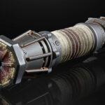 <em>Star Wars</em> The Black Series Rey Skywalker Force FX Elite Lightsaber Has Real Fabric Wrapping