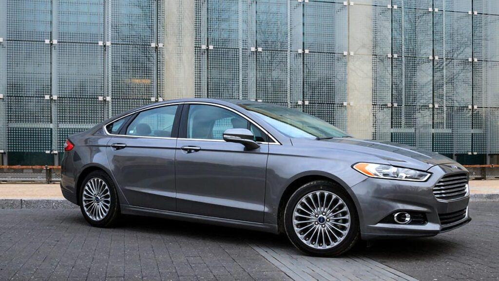 The Ford Fusion
