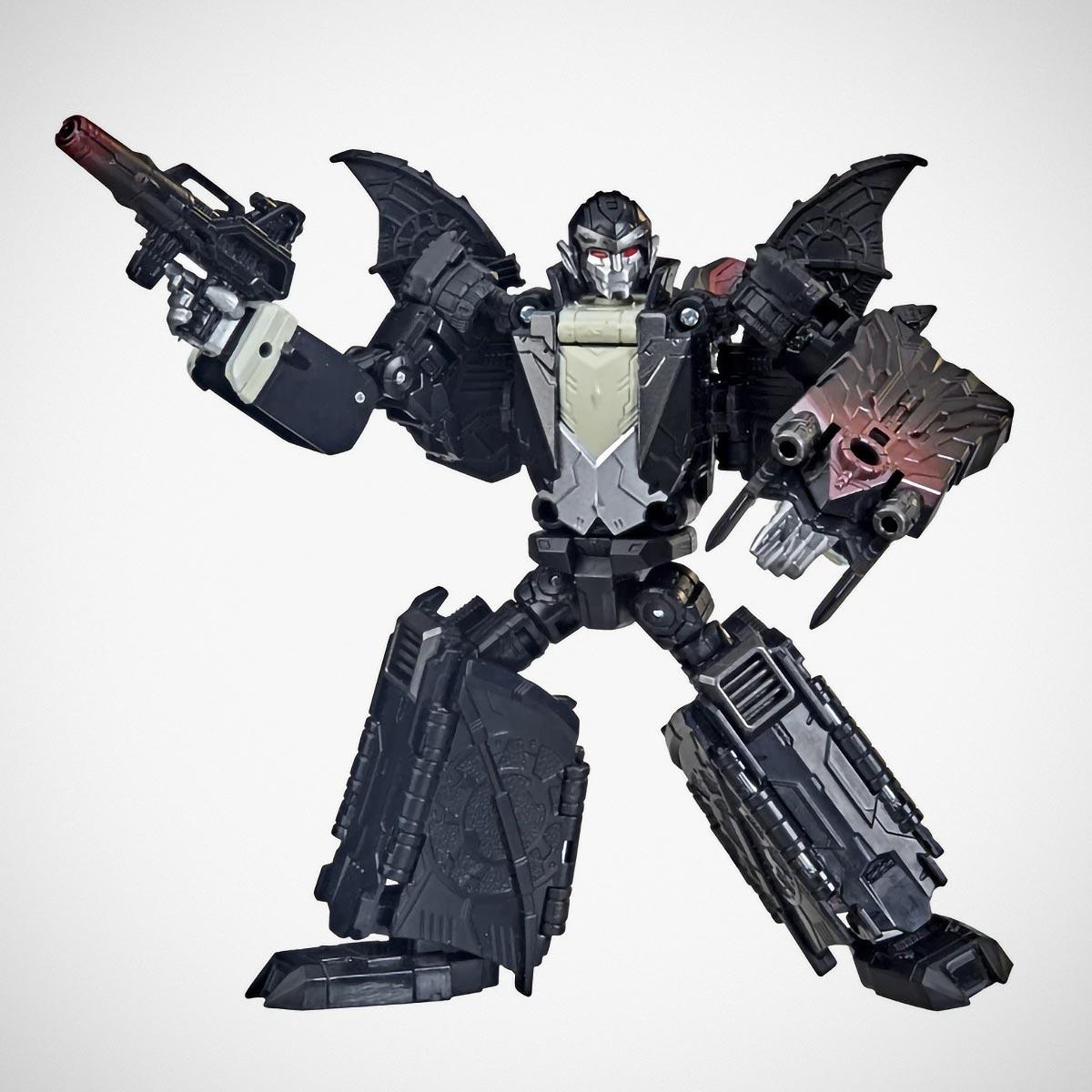 Transformers x Universal Monsters Dracula Figure