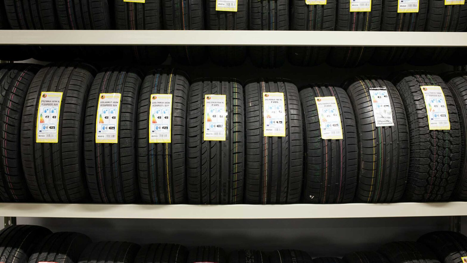 Types Of Tyres (Tires) And Their Uses
