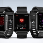 Veepoo Watch Rig Is A Healthcare Smartwatch That Touts Medical-Grade ECG And SpO2 Level Monitoring