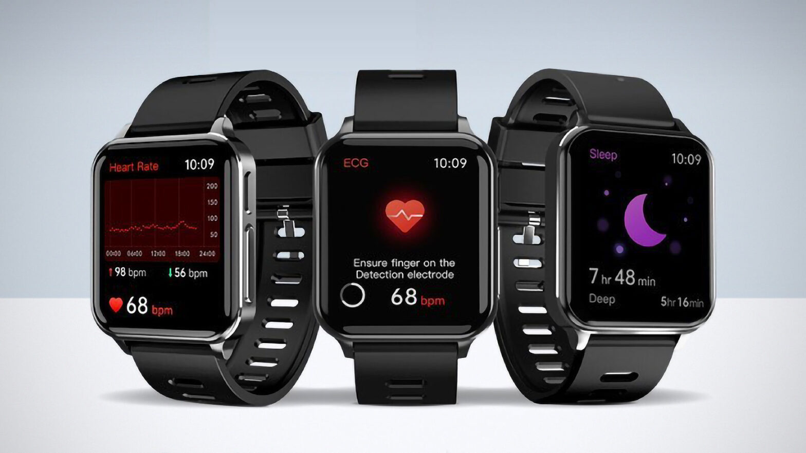 Veepoo Watch Rig Healthcare Smartwatch
