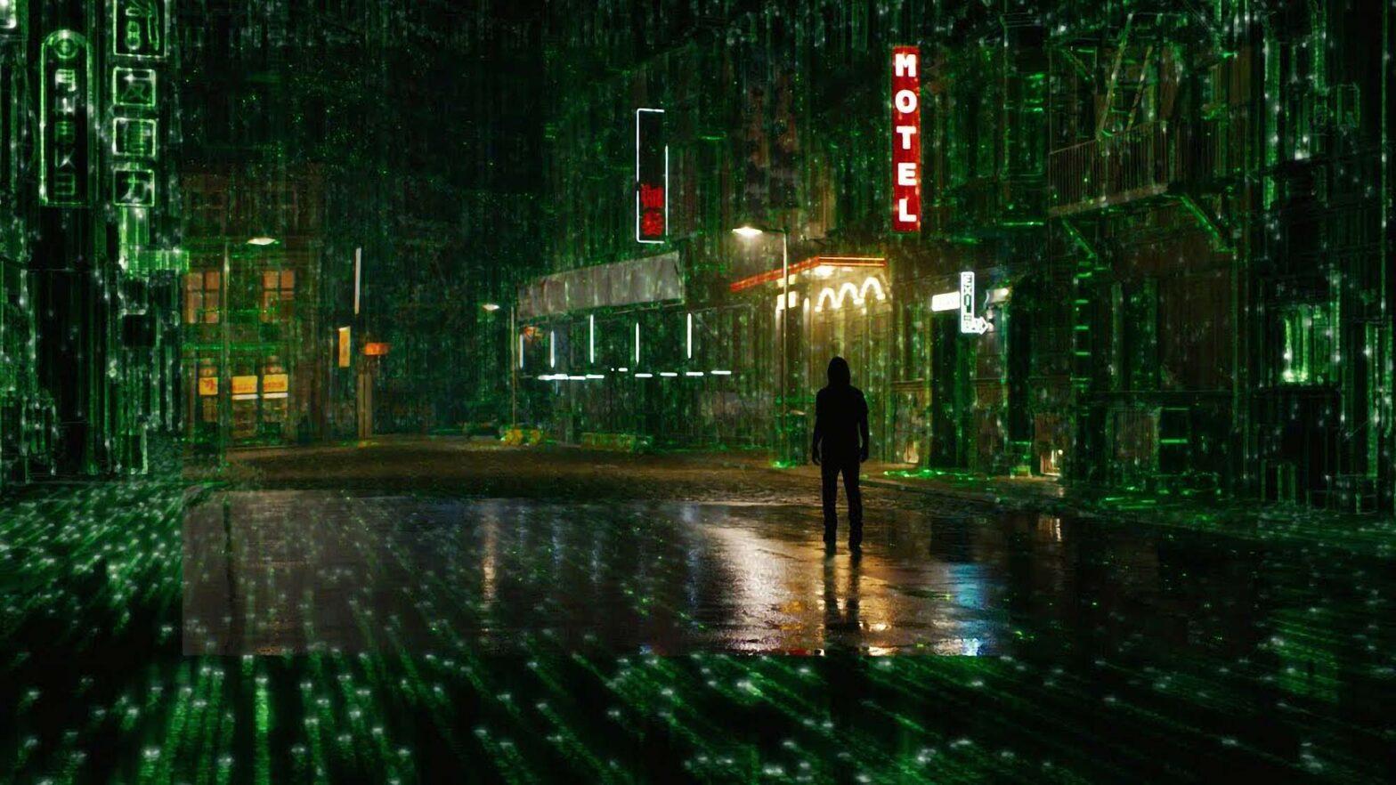 Warner Bros The Matrix Resurrections Official Trailer 1