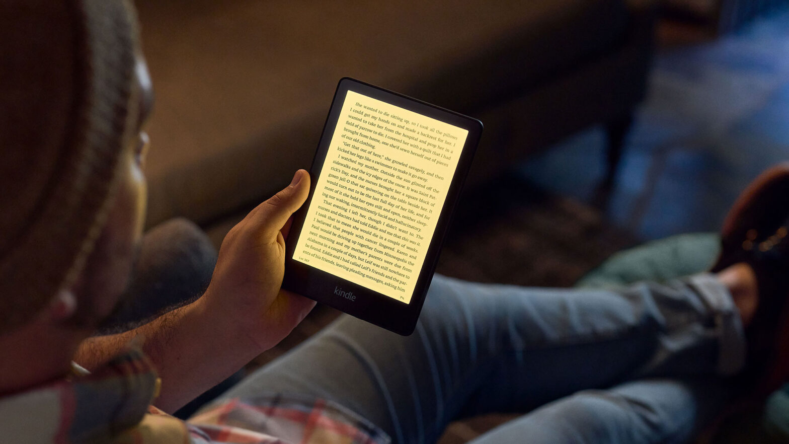 2021 Amazon Kindle Paperwhite eReader Tablets