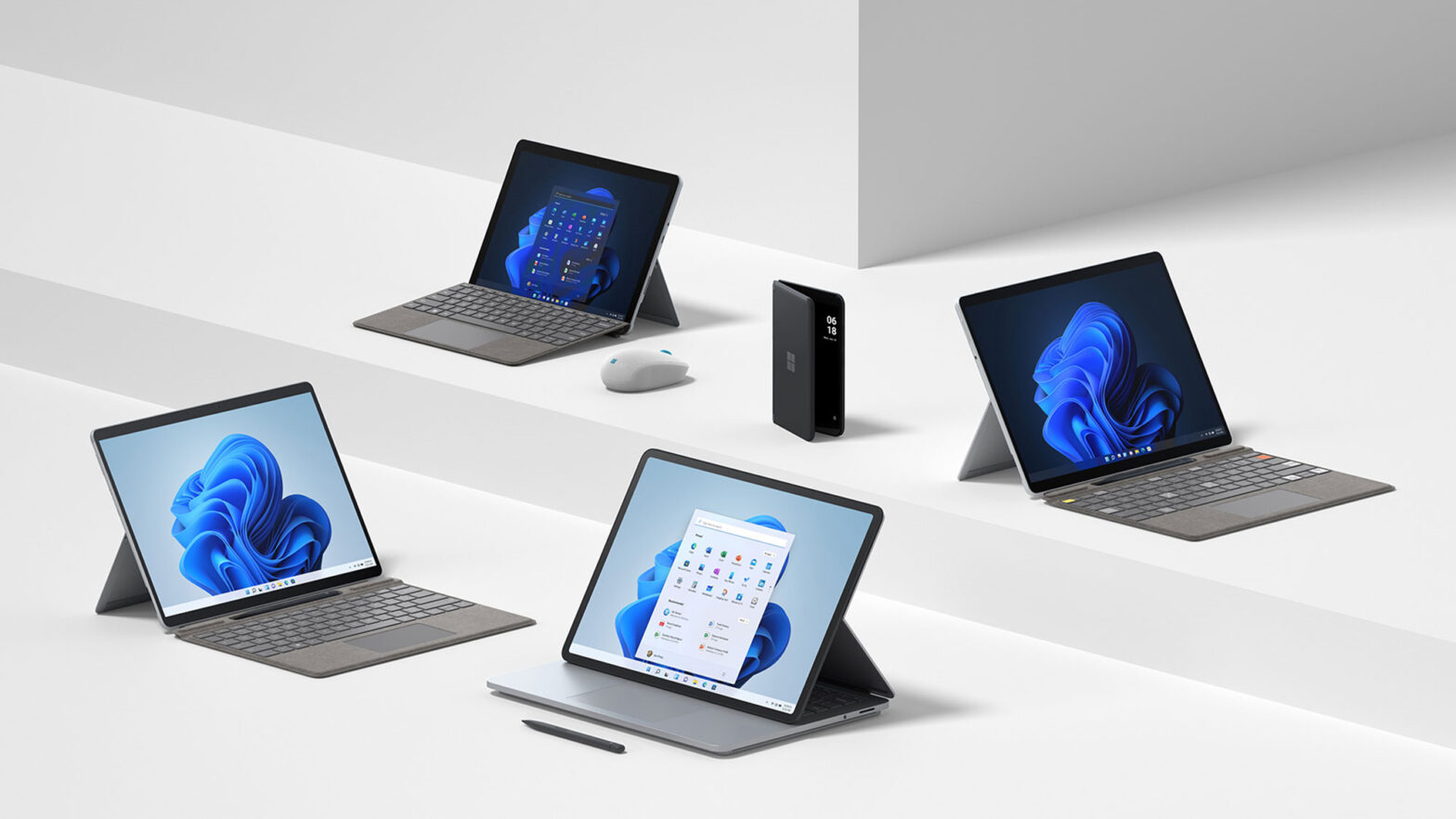 2021 Surface Laptop Studio, Surface Pro 8 and More