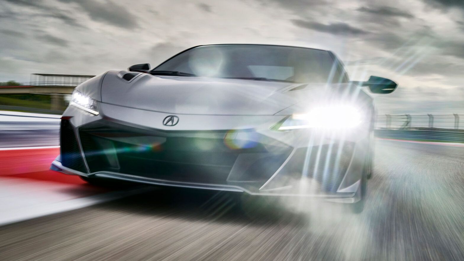 2022 Acura NSX Type S Supercar