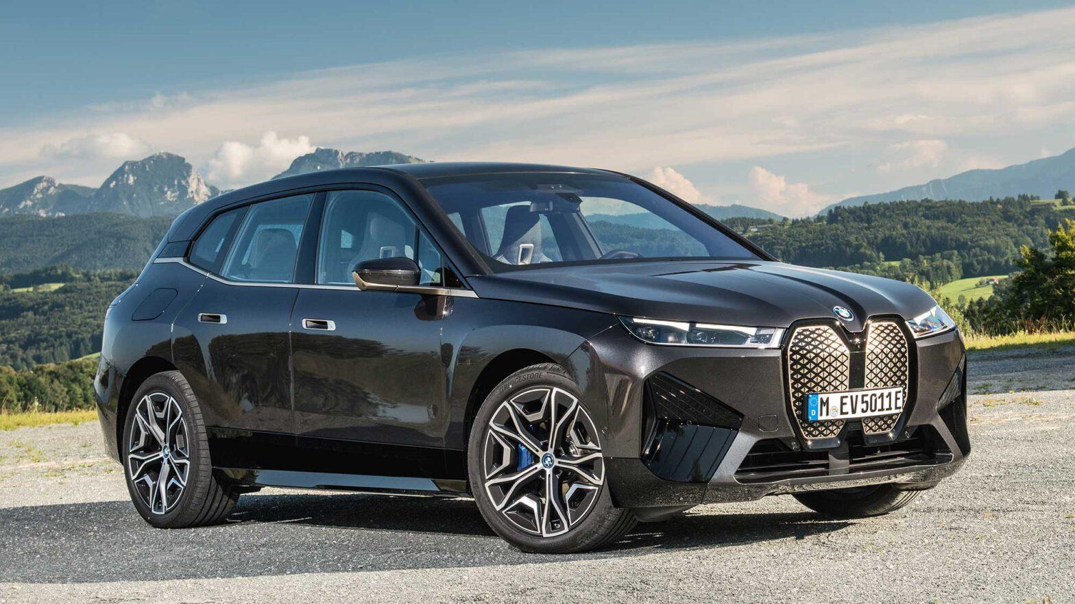 2022 BMW iX All-Electric Sports Utility Vehicle