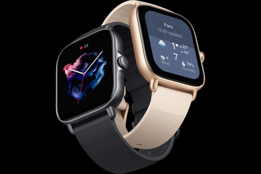 Amazfit GTS 3 Smartwatch