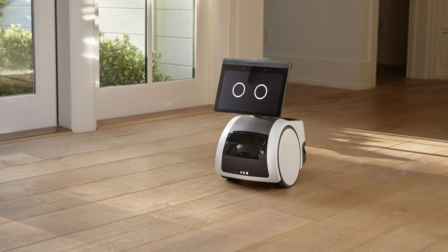 Amazon Astro Alexa-powered Household Robot
