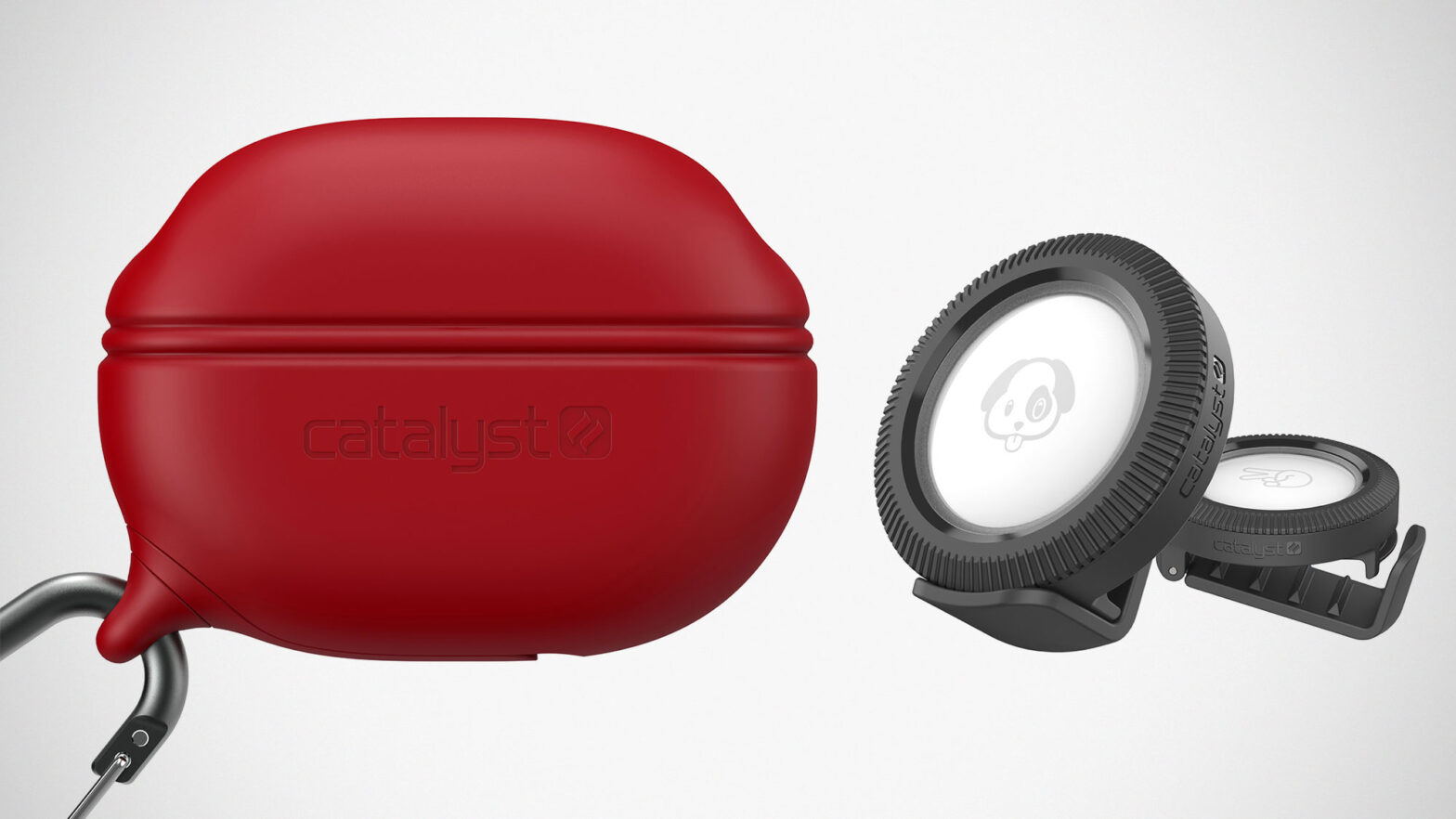Catalyst Cases for AirTag and Beats Studio Buds