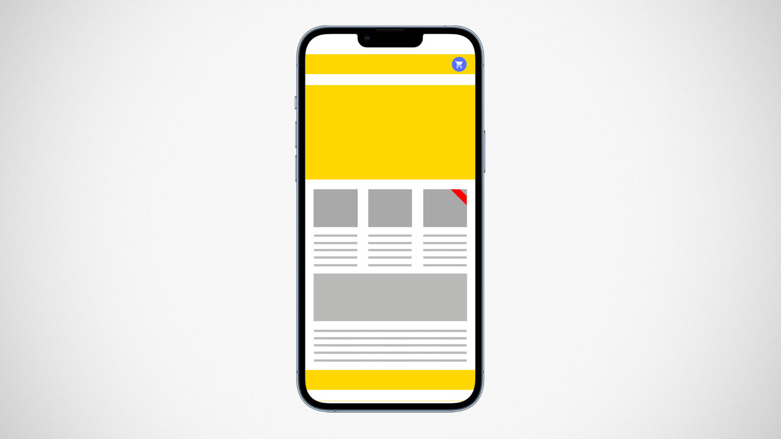Create An eCommerce Website From The iPhone 13