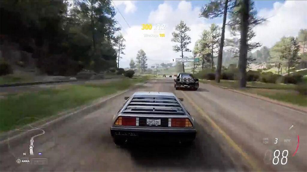DeLorean DMC-12 is Joining Forza Horizon 5