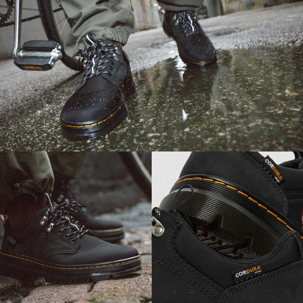 Dr. Martens x Herschel Reeder Utility Shoes