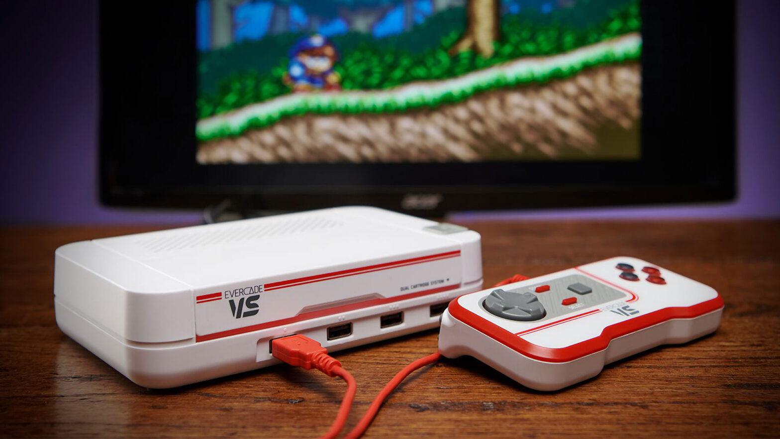 EVERCADE VS Retro Video Game Console