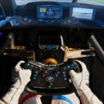 This Driving Simulator Steering Wheel Can Also Be Used In A Real Race Car