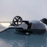 Flying Ship Company Unmanned Ground Effect Cargo Vehicle: The Future Of Shipping