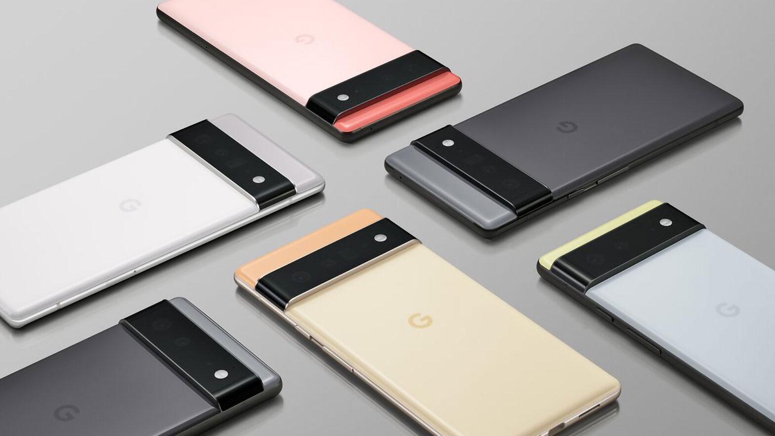 Google Pixel 6 and Pixel 6 Pro: Smartphones Get Personal