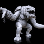 Hasbro <em>Star Wars</em> The Black Series Rancor Is The Biggest Black Series Figure And The First Black Series HasLab Project