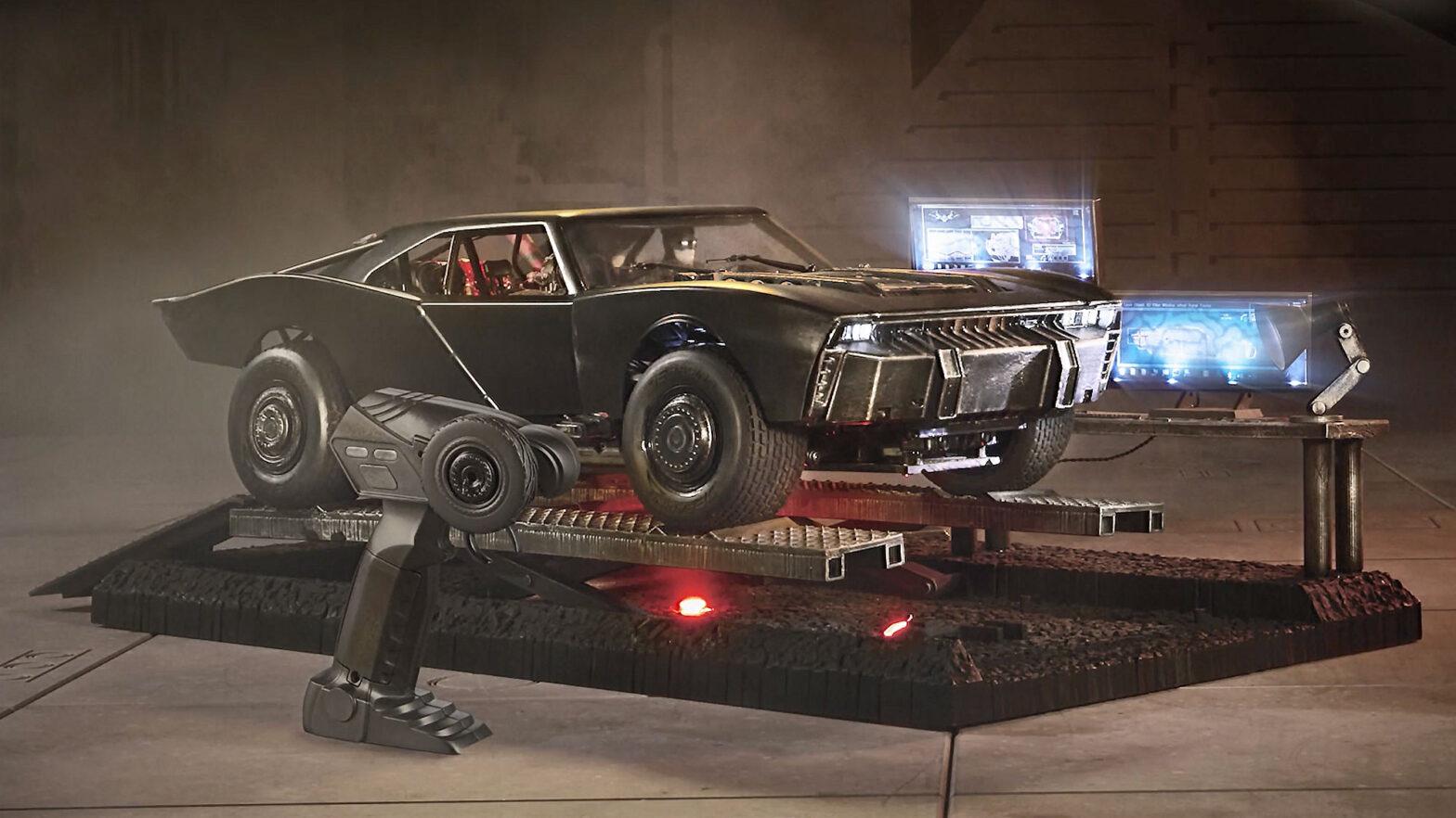 Hot Wheels RC The Batman Batmobile RC Car