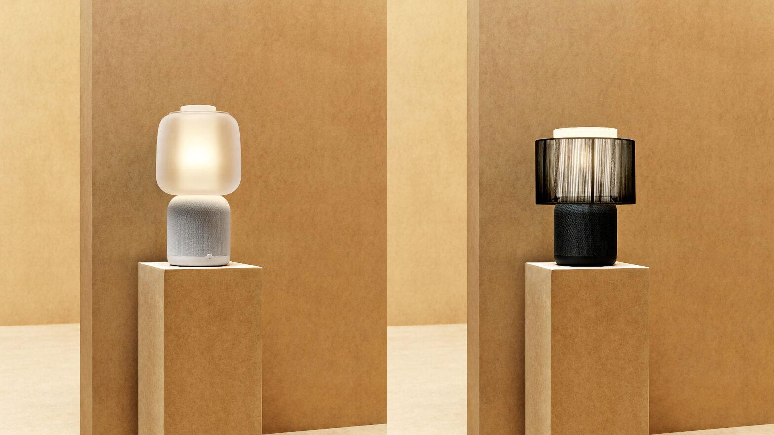 IKEA Sonos Speaker Lamp Symfonisk Gets Updated