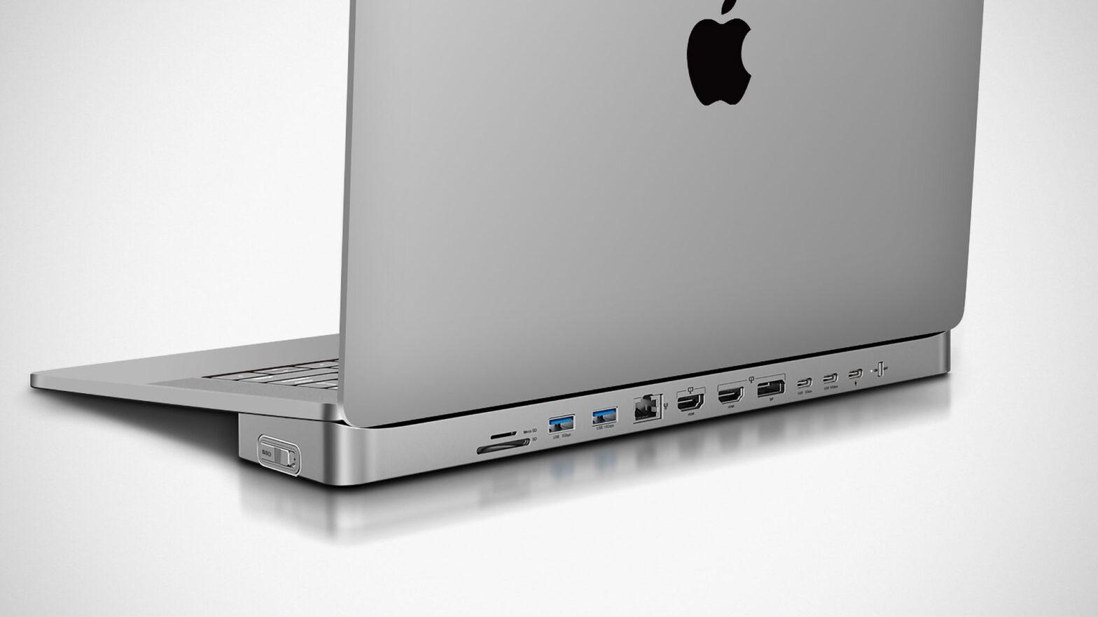 INVZI MagHub Pop Up SSD USB-C Hub Kickstarter