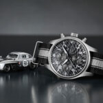 IWC x Hot Wheels Racing Works Collector's Set Comes Presented In A Metal Toolbox