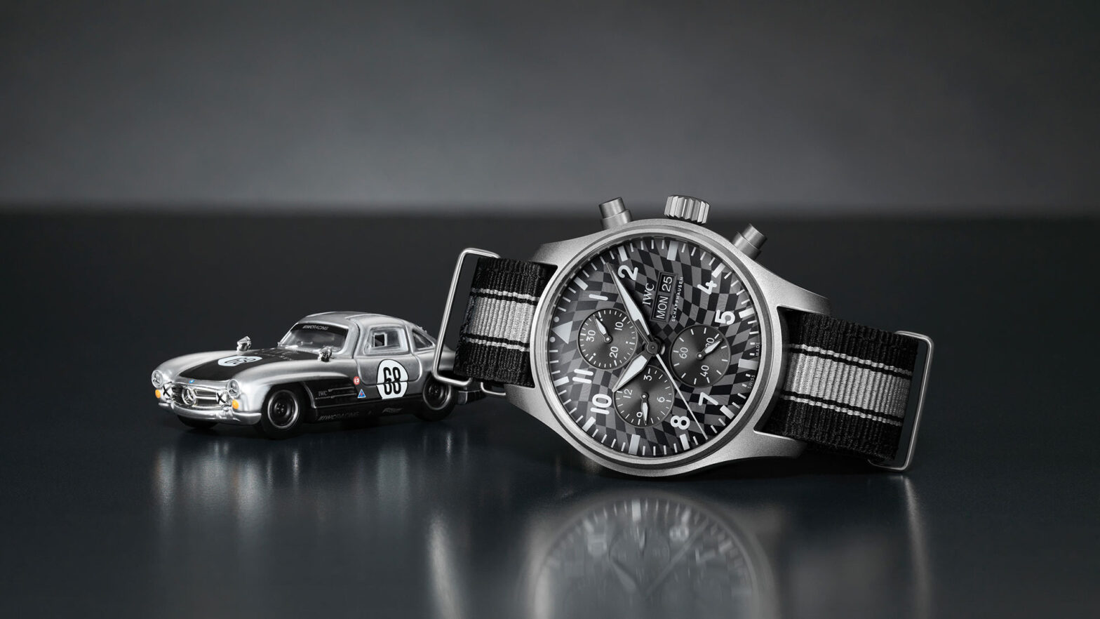 IWC x Hot Wheels Racing Works Collector's Set