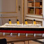 At 9,090 Pieces, The LEGO 10294 Titanic Is One Of The Longest And Largest Set Ever