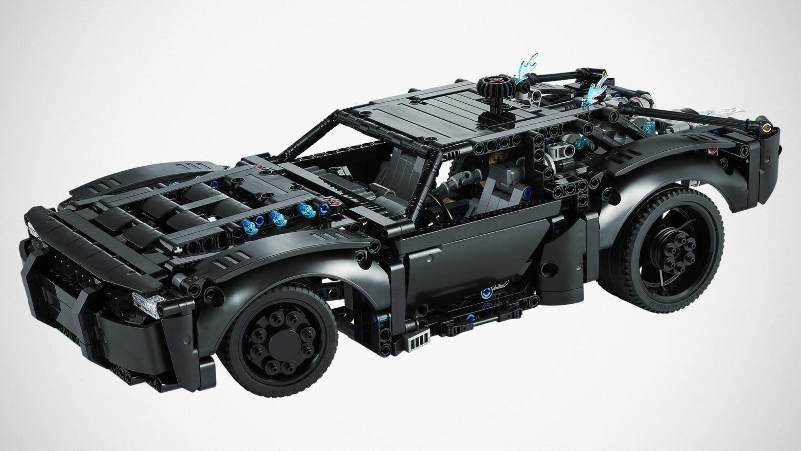 LEGO 1360 Technic The Batman Batmobile Set