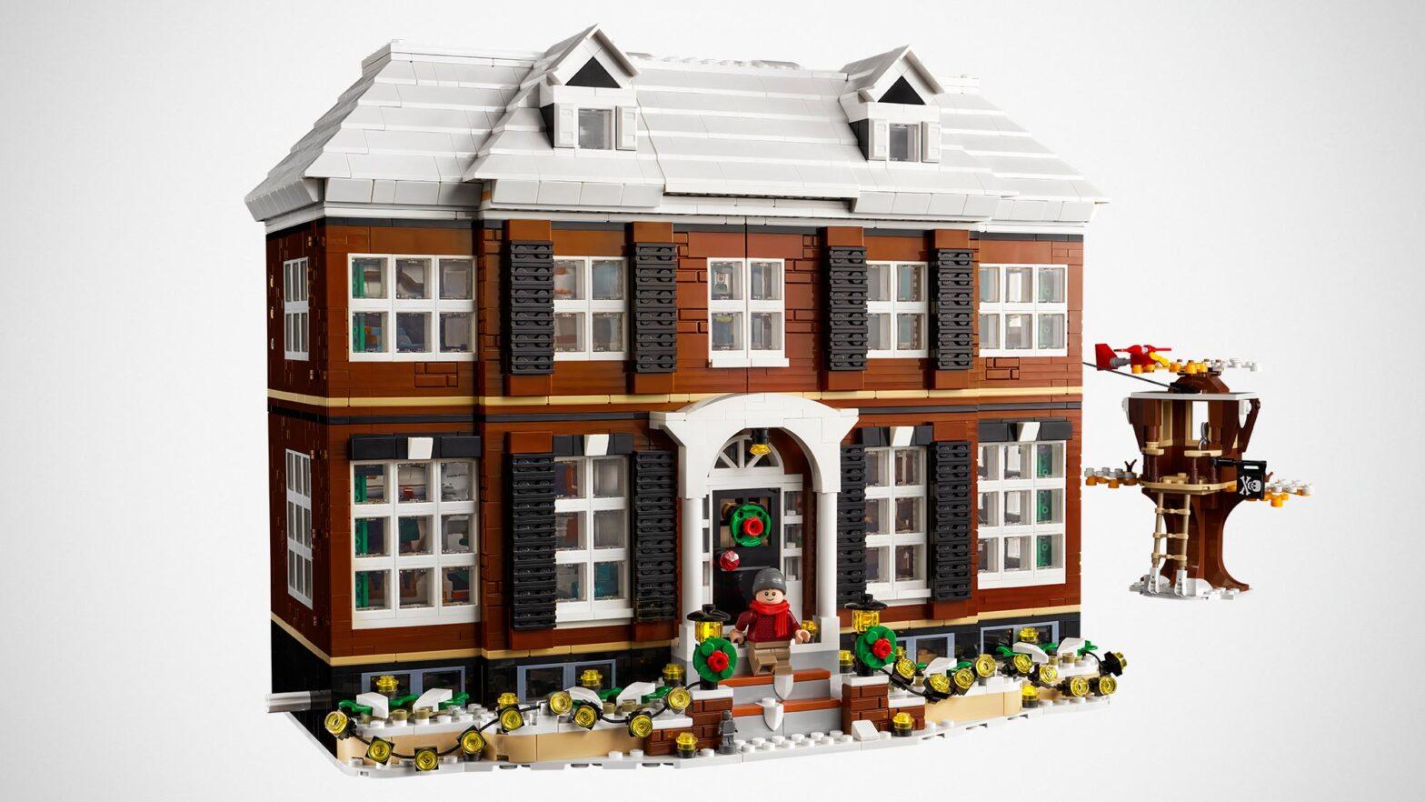 LEGO Ideas 21330 Home Alone Building Set