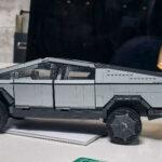 Mattel's Mega Is Serving Up A Brick Built Tesla Cybertruck With Over 3,000 Pieces
