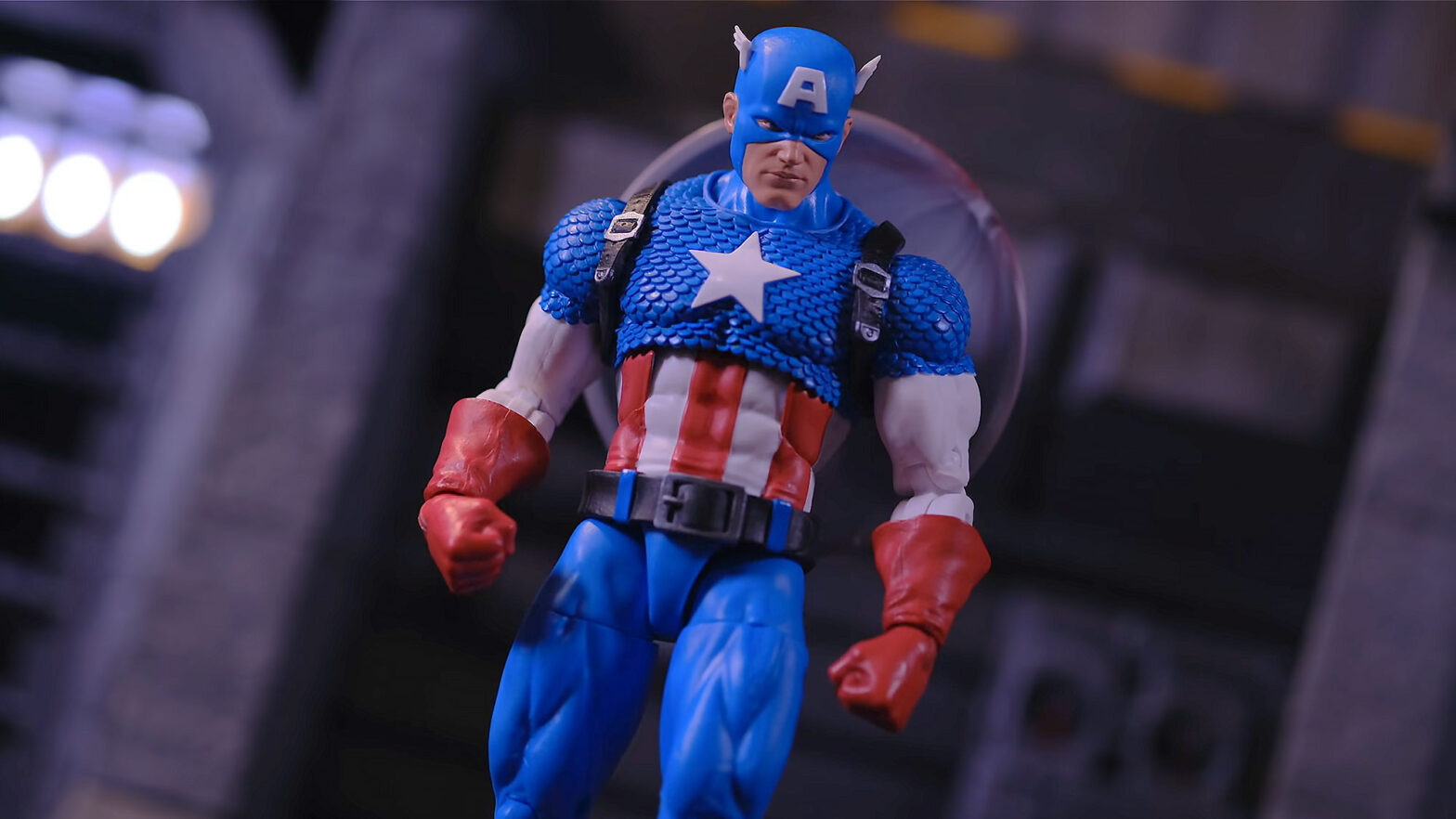 Marvel Legends 20th Anniversary Captain America