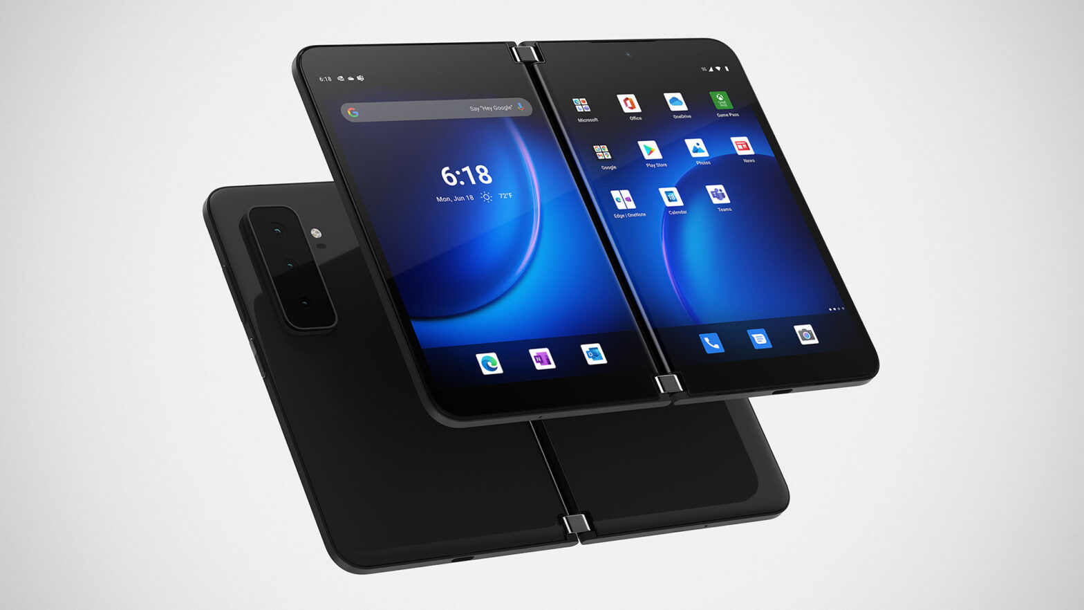 Microsoft Surface Duo 2 Dual Screen Phone/Tablet