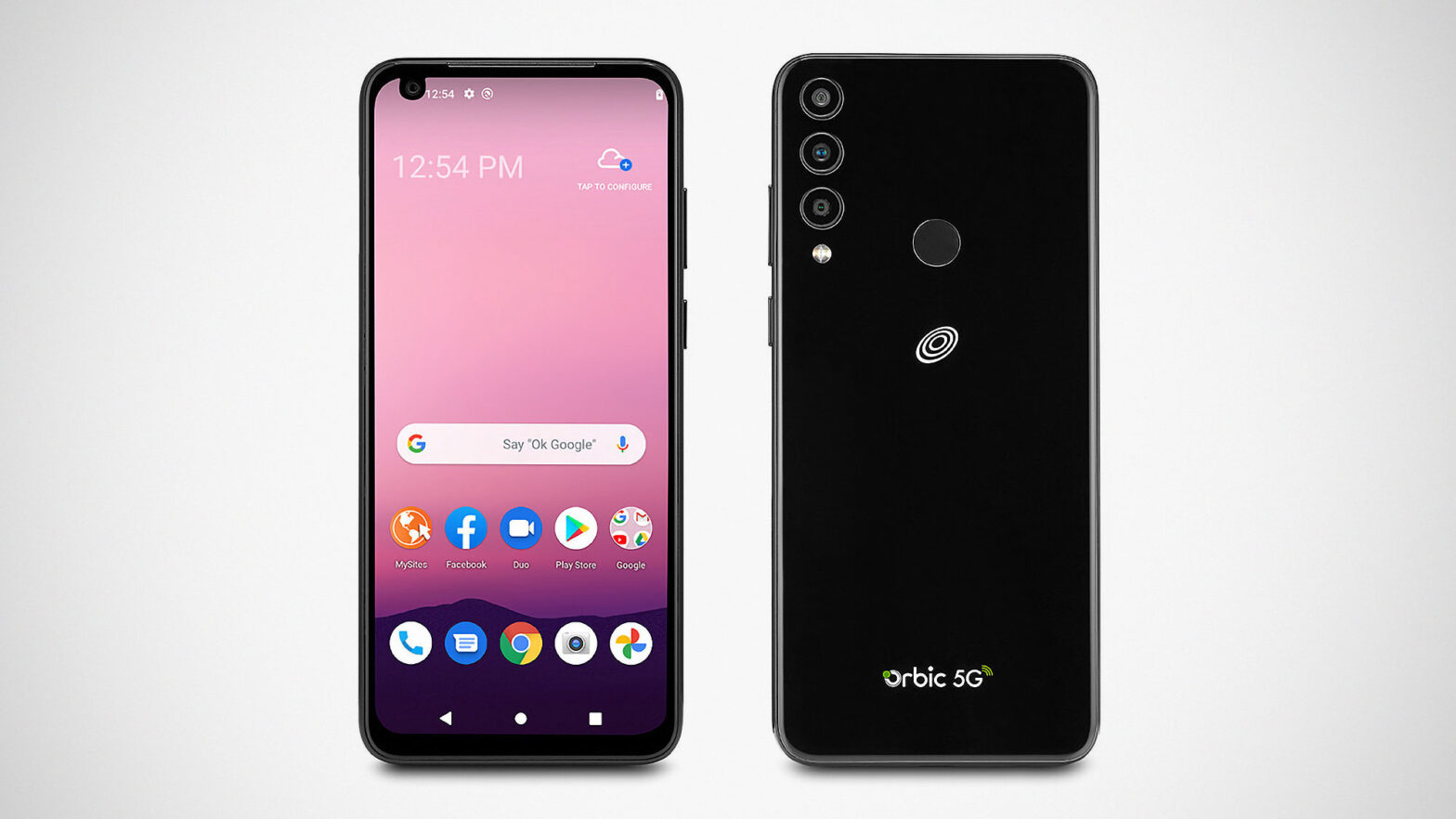 Orbic Magic 5G Smartphone for TracFone