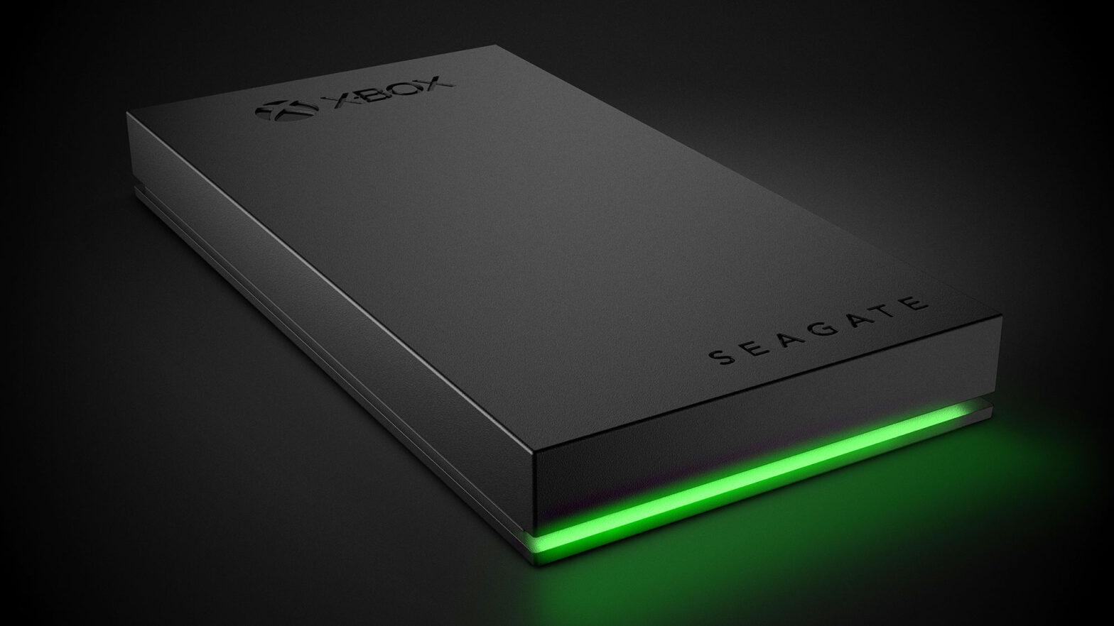 Seagate 1 TB Xbox Game Drive External USB SSD
