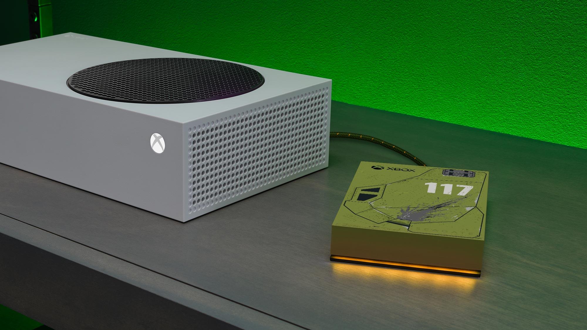 Seagate Game Drive Xbox Halo Infinite