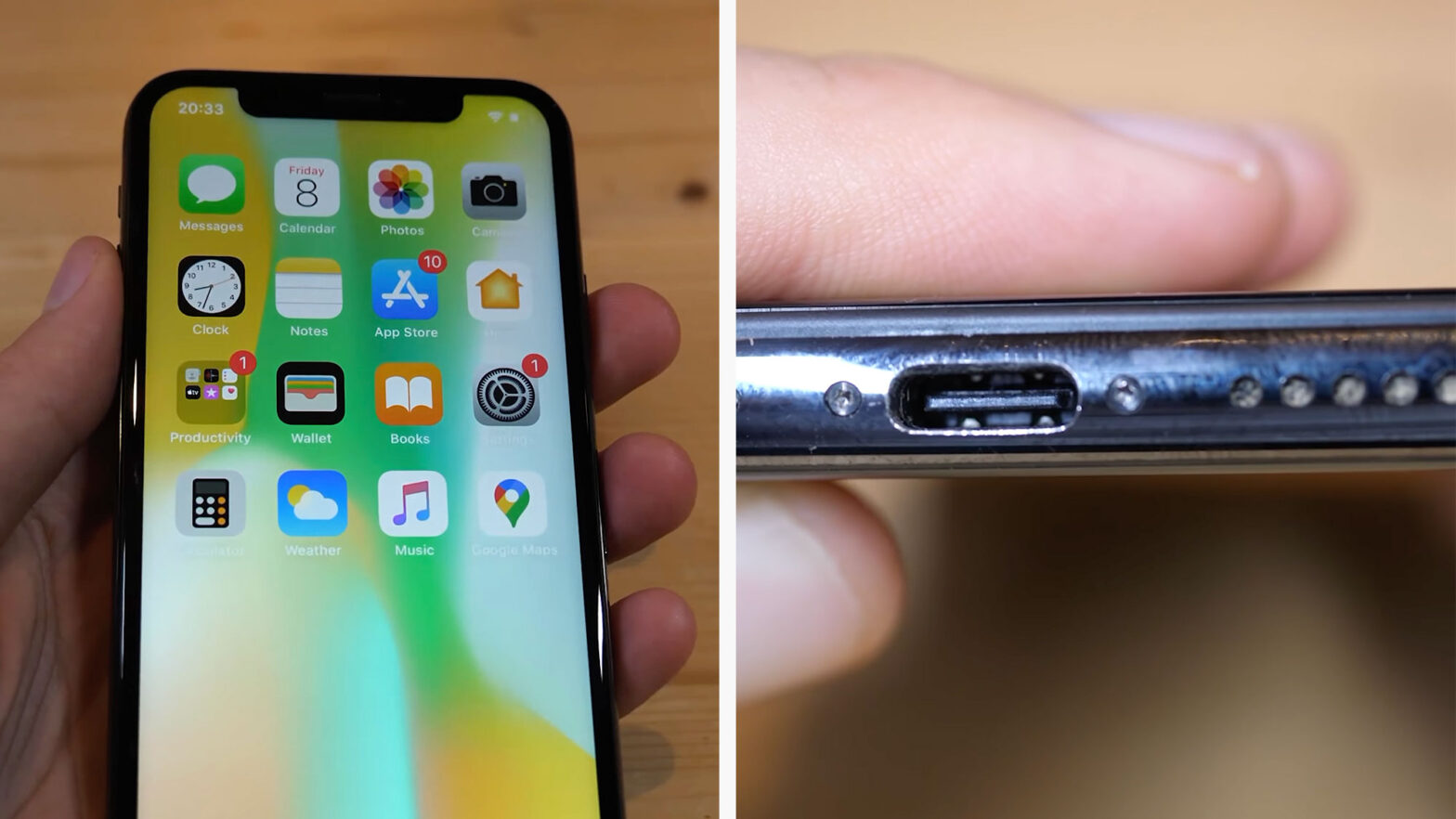 The World's First iPhone With USB-C Port