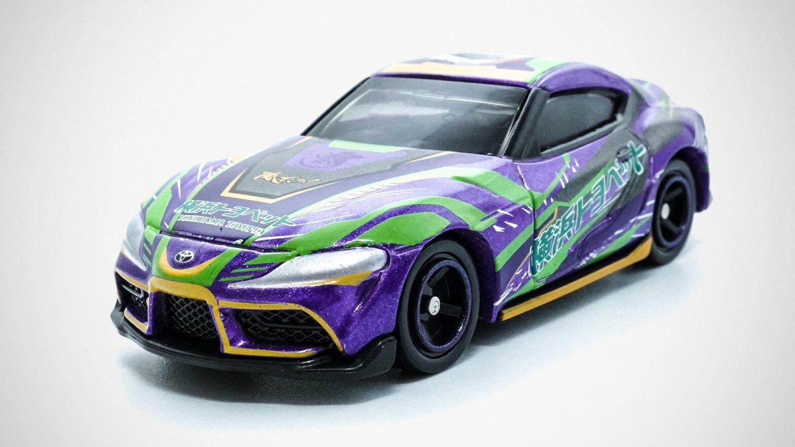 Tomica EVA RT Unit 1 GR Supra Die-cast Toy Car