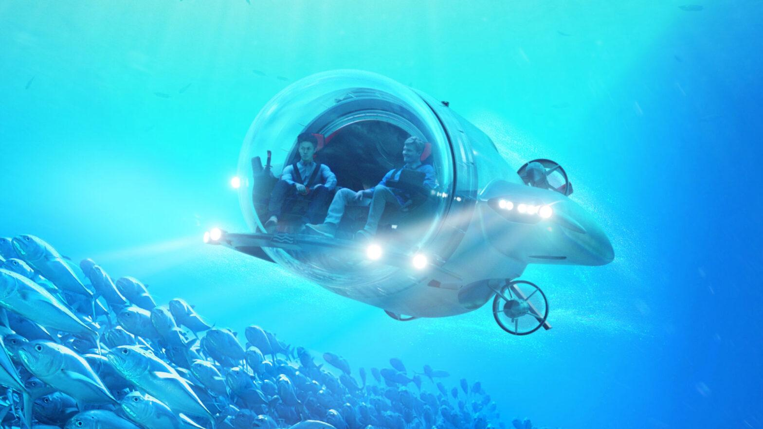 U-Boat Worx Super Sub High-speed Submersible