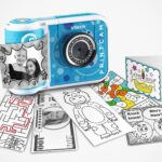 VTech KidiZoom PrintCam Instant Print Camera for Kids Has Built-In Video Games Too!