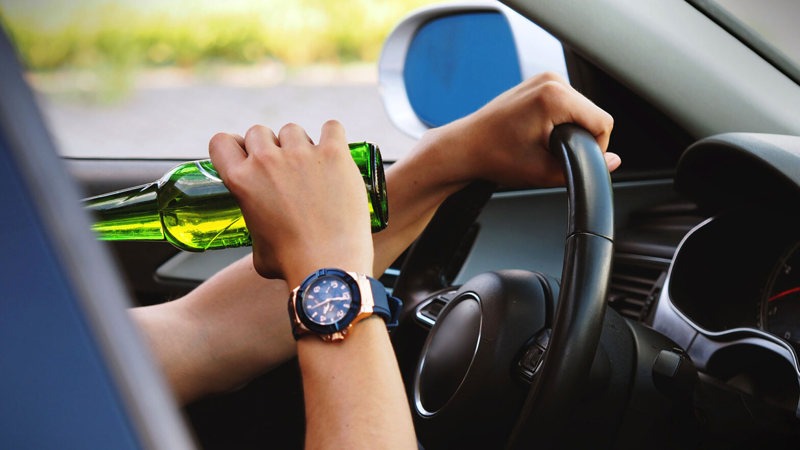 The Reasons Why It's Dangerous To Drive Under The Influence