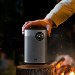 XGIMI Halo+ FHD Portable Projector For Camping, Home, Or Anywhere In Between