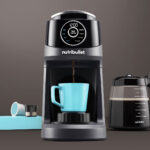 Pod Or Ground Coffee? Well, The nutribullet Brew Choice Pod and Carafe Does Both!